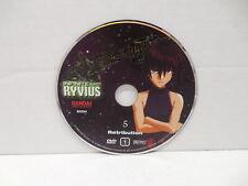 Infinite Ryvius Vol. 5 Retribution DVD Anime Cartoon NO CASE