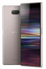 """SONY Xperia 10 DS 64GB Smartphone Dual-SIM 6"""" rosa/pink 13 MP -OVP-"""