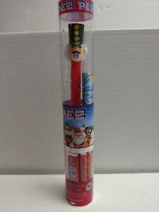 PEZ 2021 New Release Christmas Nutcracker In Tube.