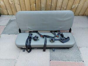van folding bench seat /crew seats