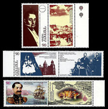 ARMENIA. Griboedov-Hayrik-Serbryakov. 1996. Scott 525-527. MNH (BI#12)