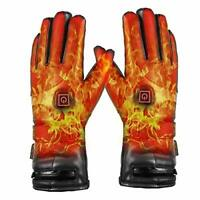 Qdreclod Heated Gloves with Rechargeable 7.4V 4000mAh Li-Battery, Winter