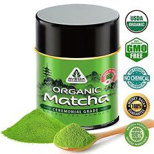 Beats KENKO Matcha Green Tea Powder USDA Organic Ceremonial Grade Japanese 30g