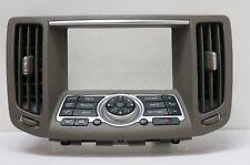 2009-2013 Infiniti G37 Factory Navigation Radio Control Panel 28395JK65B OEM