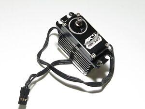 MKS X6 HBL599 sans Brosse Titane Gear Haut Torque Servo Numérique (Haute