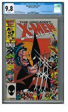 Uncanny X-Men #211 (1986) 1st Appearance Marauders CGC 9.8 White Pages FF476