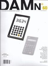 Damn 60 magazine New surfaces Dieter Rams Gregor Hildebrandt Mary Reid Kelley