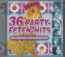 Schlagermove 36 Party Feten Hits | CD |