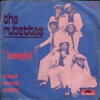 "45 TOURS / 7"" SINGLE--THE RUBETTES--TONIGHT / SILENT MOVIE QUEEN--1974"