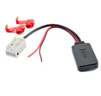 Bluetooth AUX Adapter für VW RCD110 RCD210 RCD310 RCD510 RNS510 MP3 Musik Stream