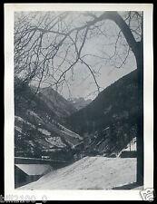 65 Hautes-Pyrénées . vallée de Lutour . La Raillière . photo ancienne