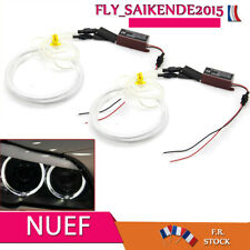 Kit de 4 131mm CCFL Angel Eyes Xenon Feux Phare Pour BMW E36 E46 3 5 7 Series
