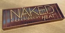 Urban Decay: Naked Heat, Eyeshadow Palette, Lidschattenpalette, 1x benutzt