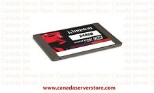 "Kingston 240GB 2.5"" SSD SSDNow KC300 7200RPM SATA III SKC300S37A/240G"