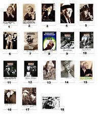 Margaret Rutherford /  Miss Jane Marple &  Stringer Davis - Autogramm - Auswahl