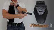 G2 URBAN CARRY GUN HOLSTER PISTOL LEATHER HOLSTER  GUN CONCEAL FIREARM