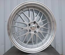 "20"" Jantes pour BMW E38 E39 E60 E63 E65 Bibs Style 5x120 8.5j 10j Neuf"