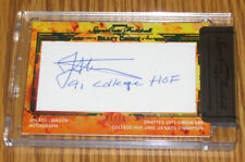 Jim Stillwagon 2014 Tristar Signa Cuts Autograph Auto #1/10 - Green Bay Packers