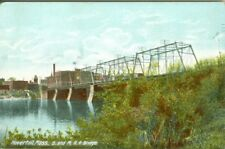 Haverhill MA The Old B. and M.R.R. Bridge