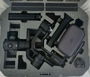 DJI Ronin S Handheld Gimbal Stabilizer for Mirrorless & DSLR Cameras. Focus Whee