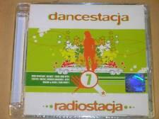 BOITIER 2 CD / DANCESTACJA 7 / RADIOSTACJA / NEUF SOUS CELLO