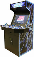 "4 Player 32"" Multi-Game Retro Home Classic Video Arcade #1 Rated MAME(tm) Ready"
