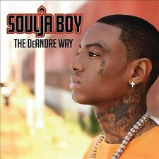 Soulja Boy : The DeAndre Way CD