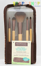 Ecotools 6 PIECE DAY TO NIGHT Makeup Brush SET Earth-friendly 100%Authentic#1272