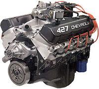 427/540hp CHEVY BIGBLOCK CRATE ENGINE NEW 2016