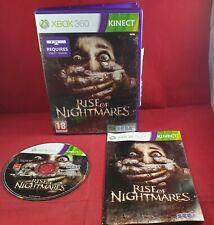 Aumento de pesadillas (Microsoft Xbox 360) en muy buena condición