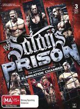 WWE - Satan's Prison : Anthology Of The Elimination Chamber (DVD, 2010, 3-Disc Set)