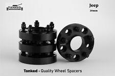 Jeep Grand Cherokee Wrangler Hub Centric Wheel Spacers 30 mm 71.6