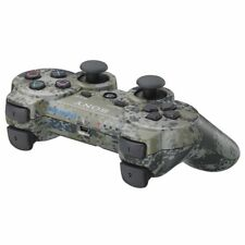 SONY PLAYSTATION 3 PS3 WIRELESS CONTROLLER DUALSHOCK 3 - CAMOUFLAGE  PS3