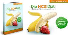 Die HCG-Diät - Pfunde Ade mit HCG - Ebook (PDF & Word) -- PLR/Reseller-Lizenz