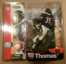 McFarlane NFL 5 ANTHONY THOMAS action figure-A Train-Michigan Wolverines-Bears-N