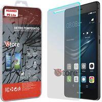 """2 Pellicola in Vetro Temperato Per Huawei P9 Lite Protezione Display LCD 5.2"""""""