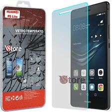"""2 Film Glass Tempered For Huawei P9 Lite Protection LCD Display 5.2"""""""