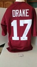 Kenyon Drake Signed/Autographed College Alabama #17 Jersey Schwartz Coa Xl