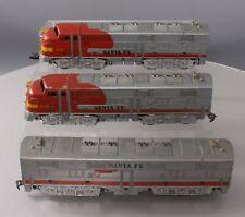 Marx 1095 Vintage O Santa Fe ABA Diesel Locomotives