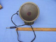 Vintage Jensen Police Desk Radio Speaker
