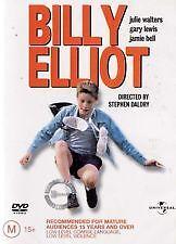 BILLY ELLIOT - BRAND NEW & SEALED R4 DVD (JULIE WALTERS, GARY LEWIS, JAMIE BELL)