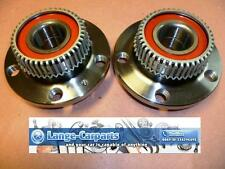2x RADLAGER SATZ + RADNABE + ABS-Ring Hinterachse beidseitig VW GOLF IV Variant