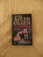 Jussi Adler Olsen:  Verachtung