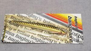 Vintage MIP Muskie Fishing Lure Bagley's Bang-O Lure