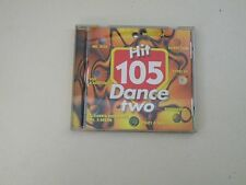 HIT 105 DANCE TWO - CD 1999 DANCE POOL RECORDS - NM/NM - Euro House, Italodance