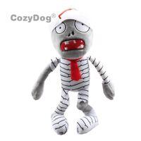 UK Personalise PLANTS vs ZOMBIES Series PVZ Soft Plush Stuffed Doll Funny Toy !