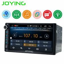 Universal Double 2Din HD 7 Inch Touchscreen Car Radio Mirror Link Bluetooth WiFi