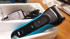 "Braun Series 3 Poskin Wet/Dry Shaver 3010s ""Open Box """