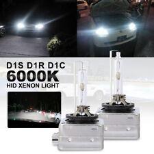 2pcs D1S D1C D1R 6000K 55W Lamps HID OEM Xenon Headlight Bulbs Replacement Light