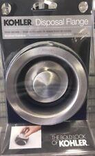 Kohler Disposal Flange R11352-C-Bs Brushed Stainless Steel - Brand New Sealed